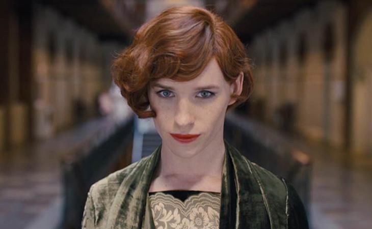 'La chica danesa', en 2015, fue la última película comercial con un personaje trans