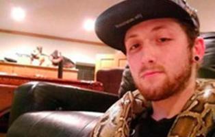 Muere mientras intenta tener sexo con una anaconda