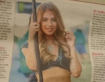 El homenaje de AS a Ángel Nieto es una mujer semidesnuda en su contraportada