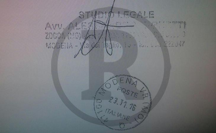 La denuncia de Francesco llega a España cuatro meses después