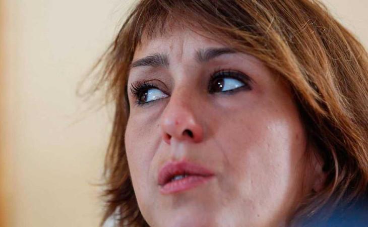 El infierno de Juana en Italia, según cuenta su entorno
