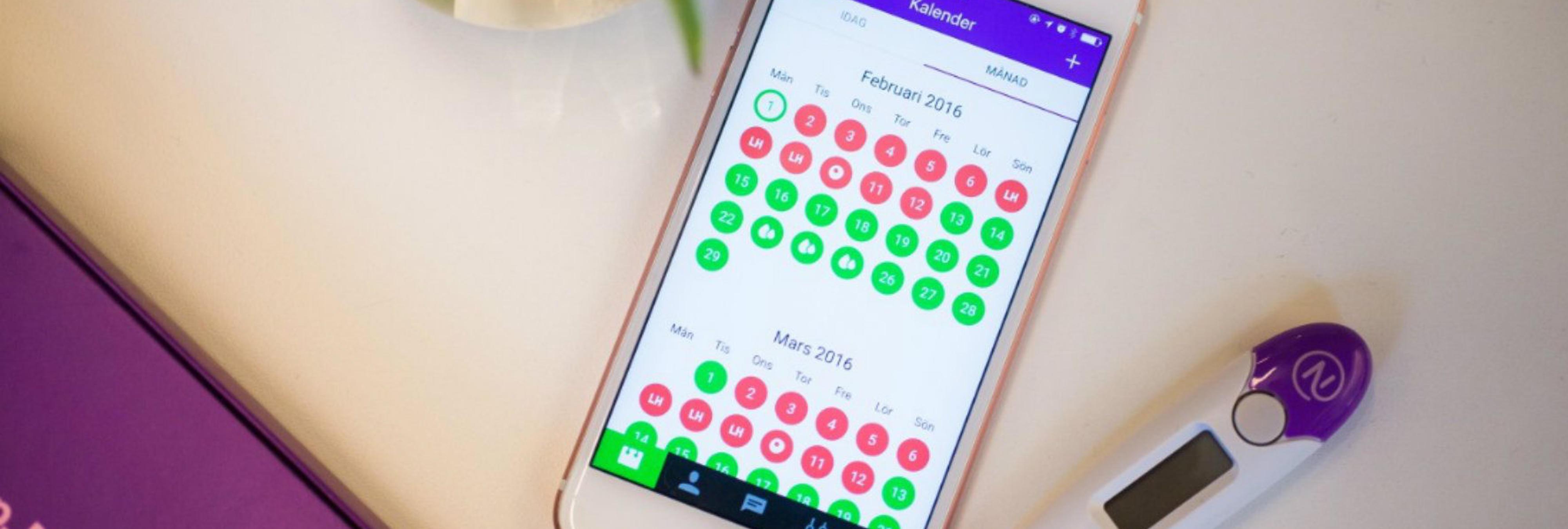 Esta app para el móvil es considerada un método anticonceptivo tan válido como la píldora