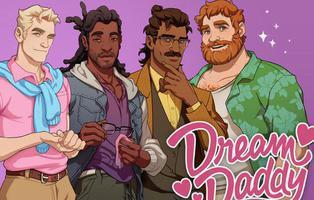 Ve en busca de tu 'papi' soñado con 'Dream Daddy'