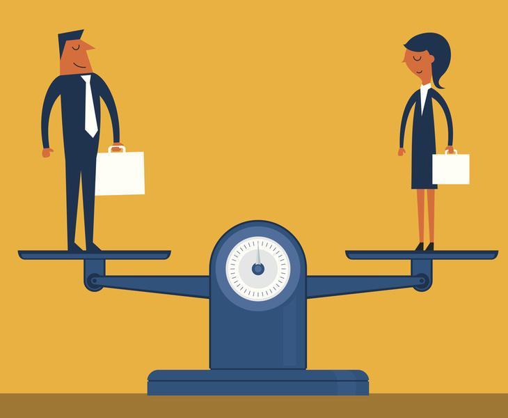 La brecha salarial entre hombres y mujeres es una tarea pendiente en España