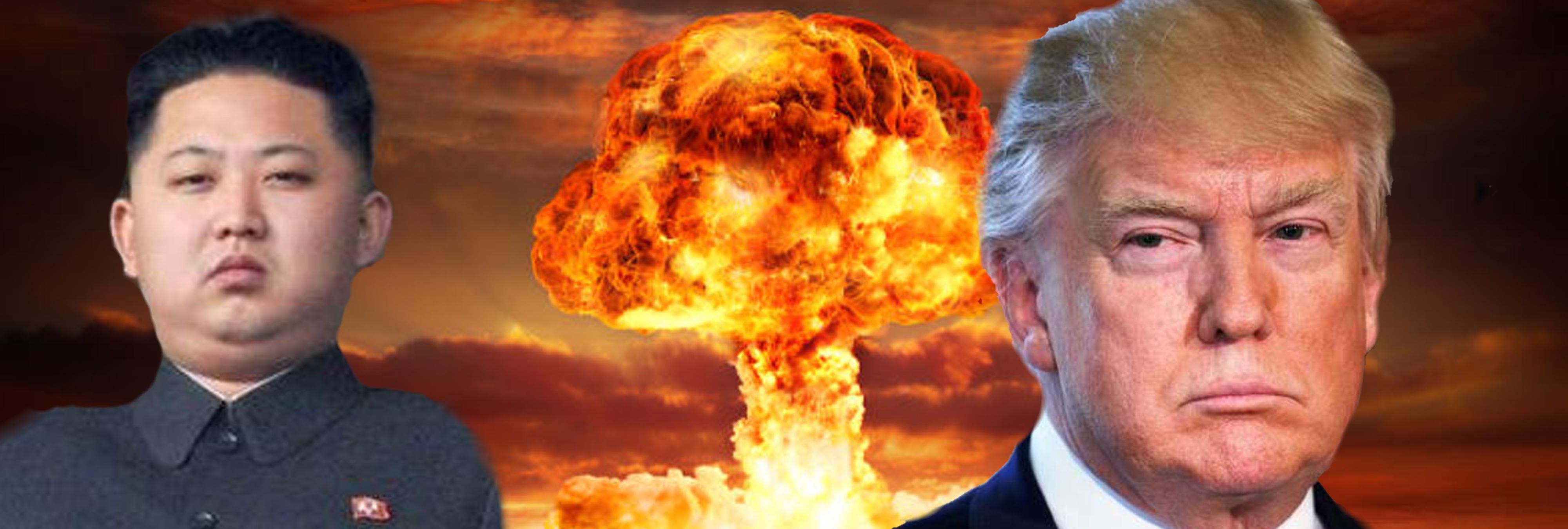 """Trump amenaza a Corea del Norte con """"un fuego y una furia nunca vistos en el mundo"""""""