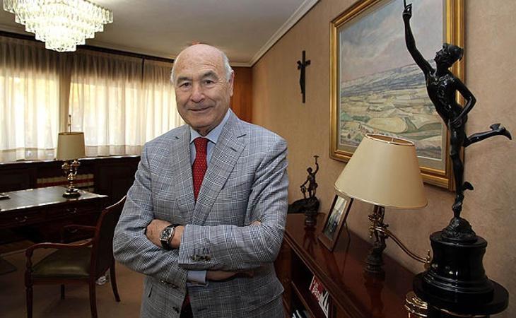El presidente de Pipas Facundo, Vicente Villagrá