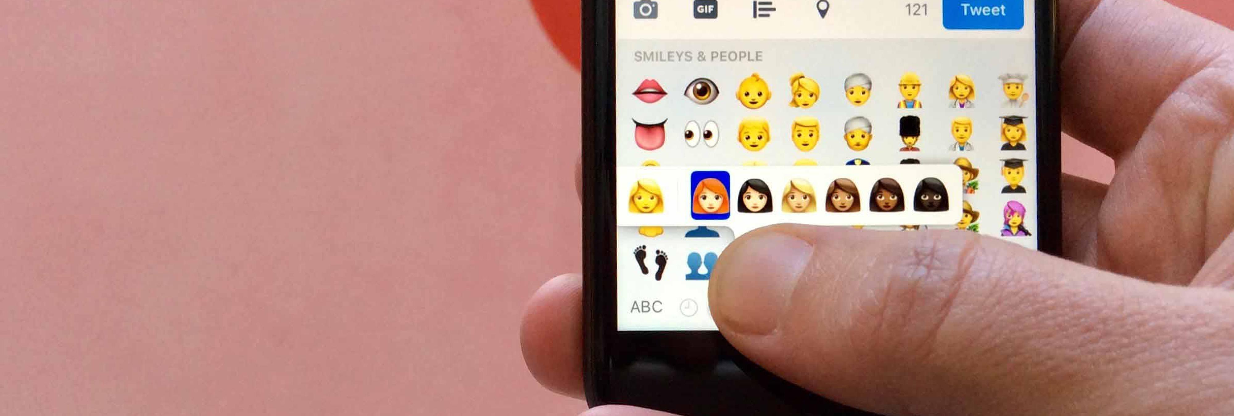 Por fin los pelirrojos y los calvos tendrán emoji en WhatsApp