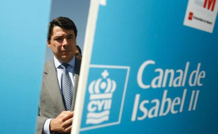 El expresidente madrileño Ignacio González está encarcelado por su gestión irregular en el Canal de Isabel II