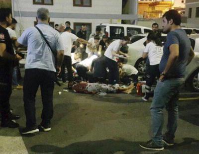 Un yihadista asesina a puñaladas a un policía en Estambul
