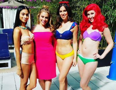 Ya puedes vestirte con los bikinis de las princesas Disney