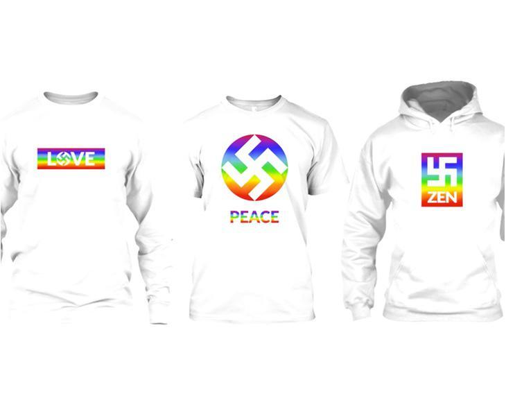 Las camisetas de la polémica