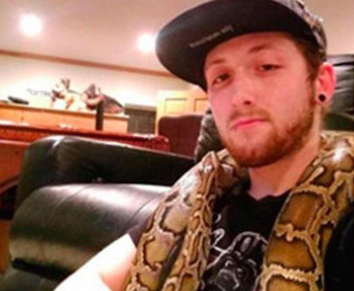 Este hombre murió después de haber mantenido relaciones sexuales con una anaconda