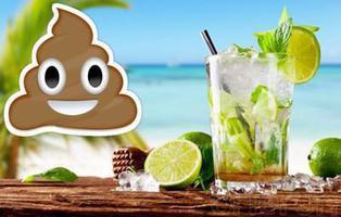 Los bocadillos y mojitos de las playas contienen grandes cantidades de materia fecal