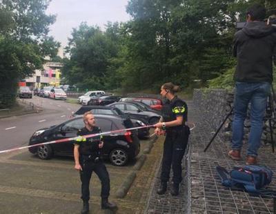 Irrumpe un hombre armado con un cuchillo en la radio holandesa 3FM