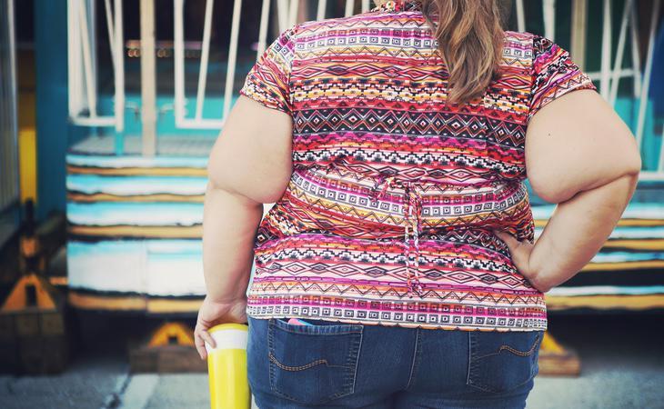 La obesidad las había unido y la obesidad las separó