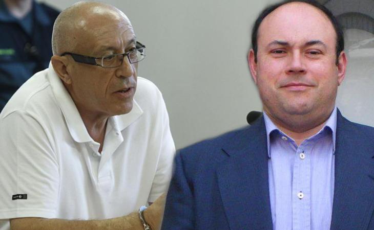 Diego Borrego y Vicente Vilar, las joyitas del PP