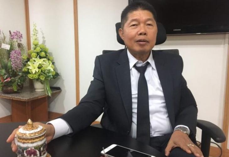 Thaweesak Lertprapan cumple con todos los requisitos para ser el próximo homófobo en salir del armario