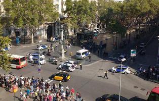 Al menos 13 muertos en un atentado en La Rambla de Barcelona
