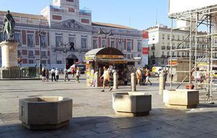 Madrid se blinda para evitar una nueva masacre