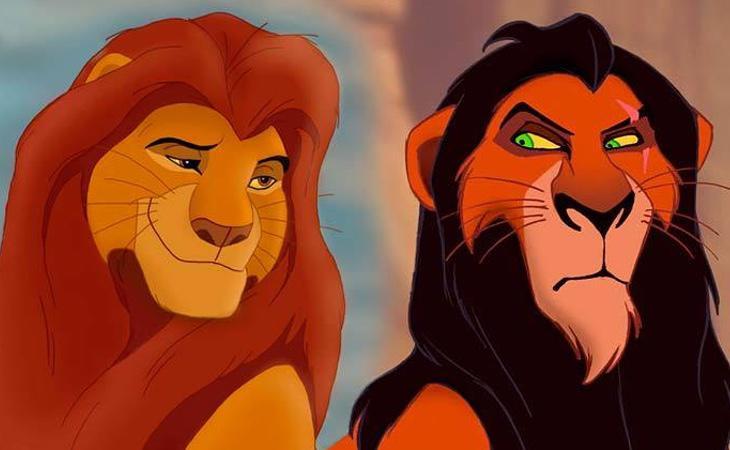 Mufasa y Scar no son hermanos, según el productor de la película
