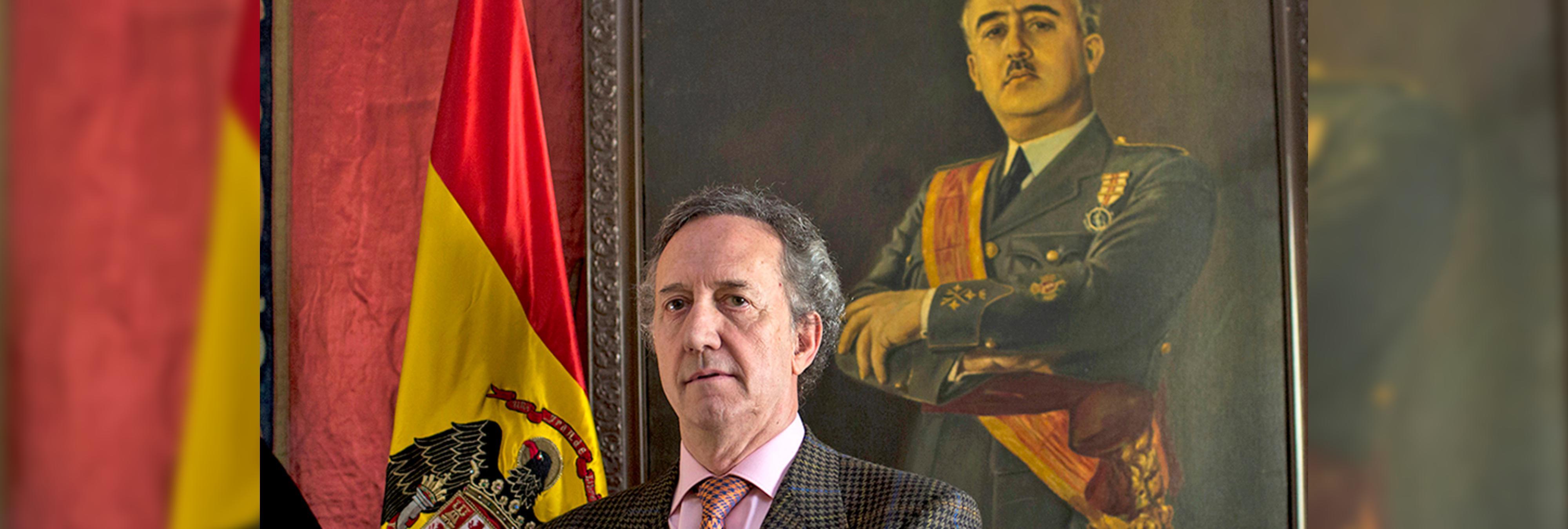 """Denuncian a la Fundación Franco ante Europa por """"apología del genocidio y la dictadura"""""""