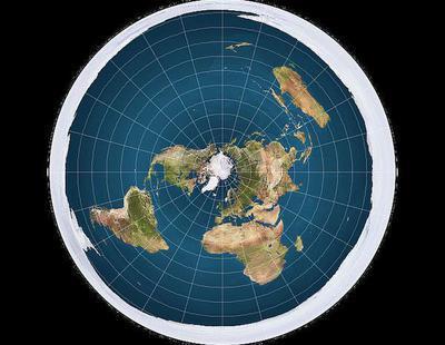 Así explica el eclipse solar la gente que aún cree que la Tierra es plana
