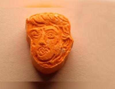 Incautan 5.000 pastillas de éxtasis con la cara de Trump en Alemania