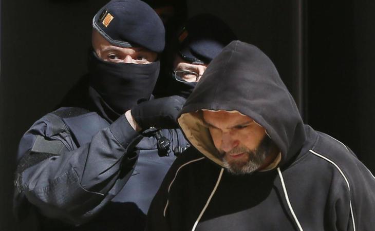Detenido por una operación contra el yihadismo en Catauña