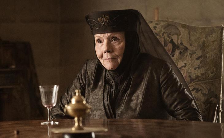 La séptima temporada ha despedido dolorasamente a Olenna Tyrell
