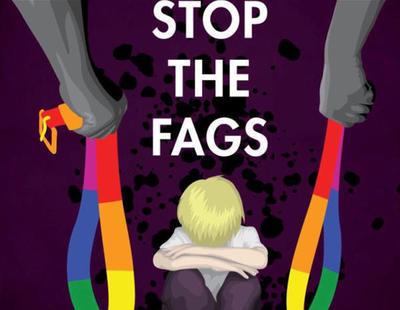 """""""Parad a los maricones"""": la campaña neonazi contra el matrimonio igualitario en Australia"""