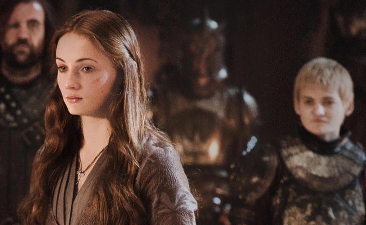 Sansa hubiese sido reina de Poniente