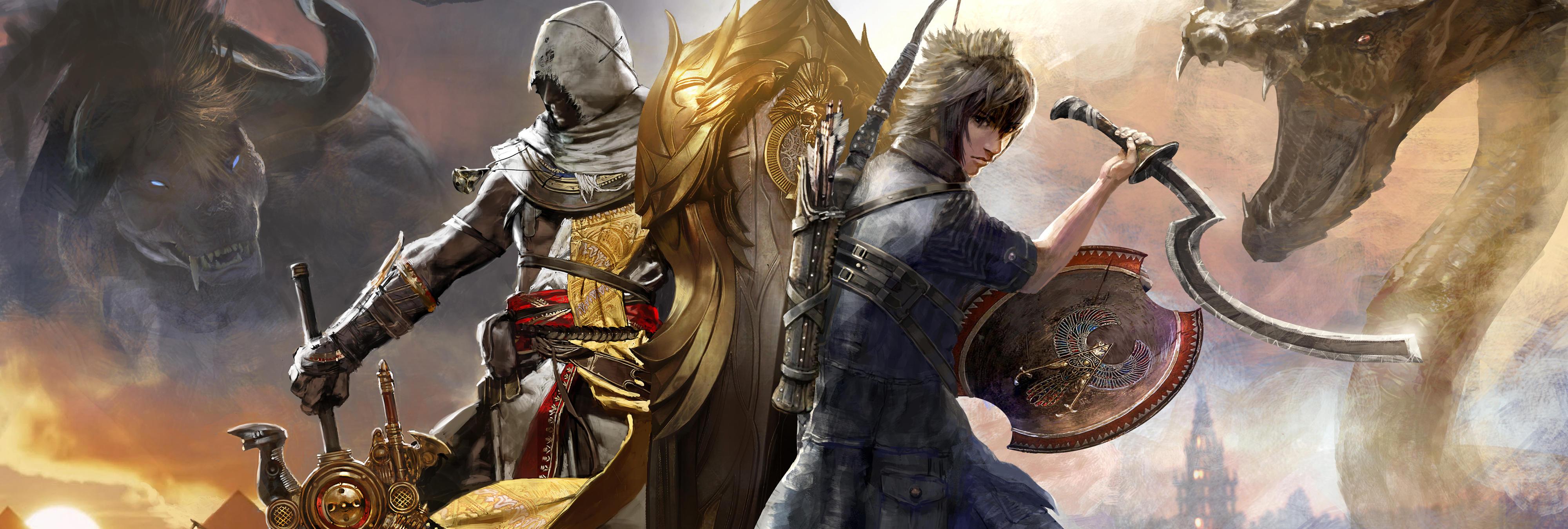 'Final Fantasy XV' y 'Assassin's Creed' se unen en una histórica colaboración