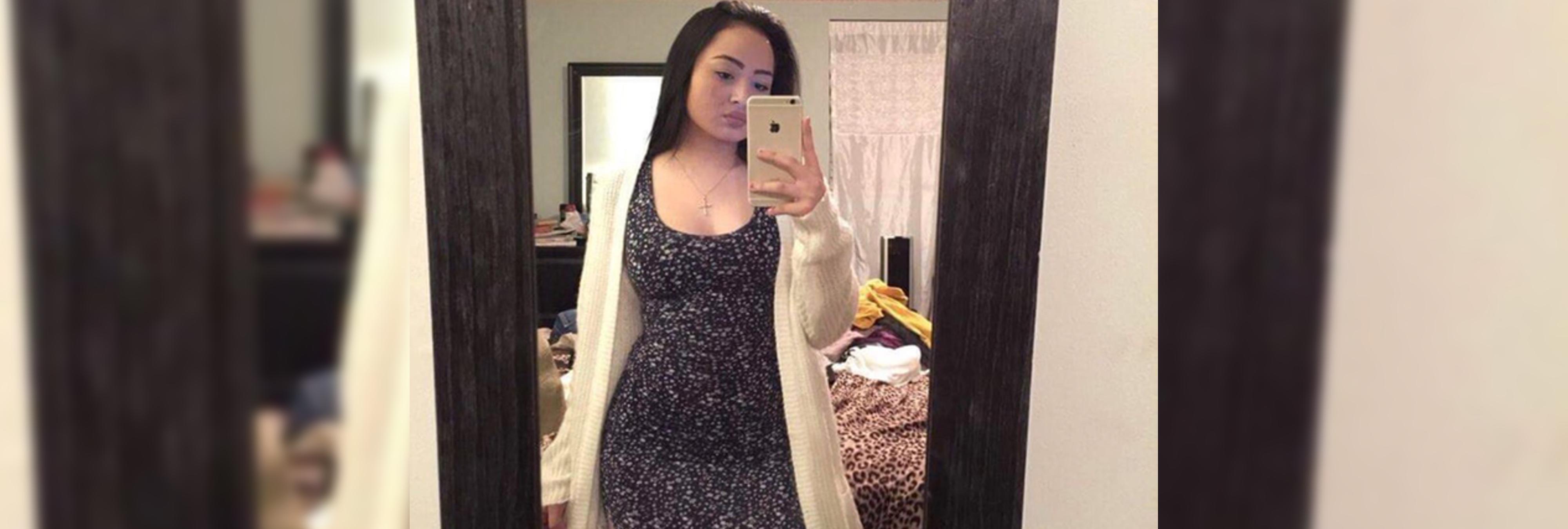 Embarazada de cuatro meses amenaza con abortar si no consigue 4 mil retuits