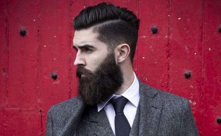 La barba previene el cáncer de piel