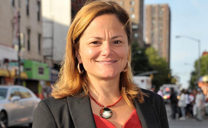 La concejal Melissa Mark-Viverito es una de las impulsoras de la medida