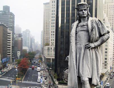 """EE.UU. plantea retirar la estatua de Colón porque """"incita al odio y racismo"""""""
