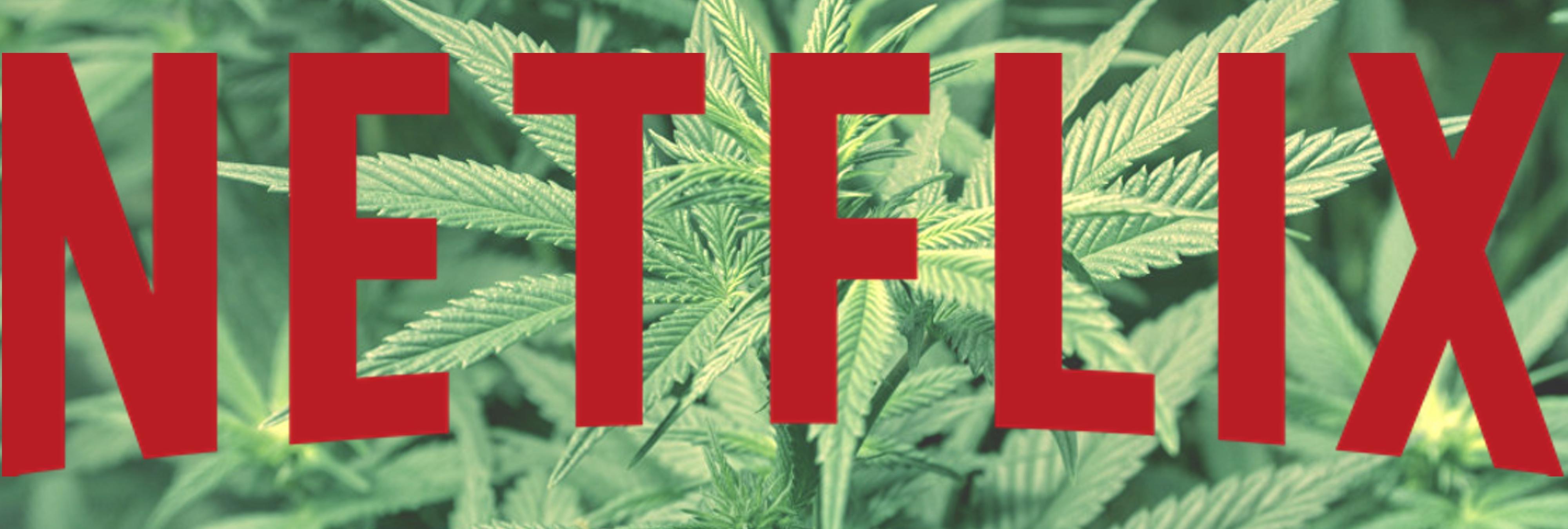Netflix lanza diez cepas de marihuana para que disfrutes de sus series