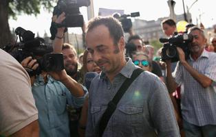 Francesco Arcuri tenía que acudir hoy a los juzgados con sus hijos pero no ha aparecido
