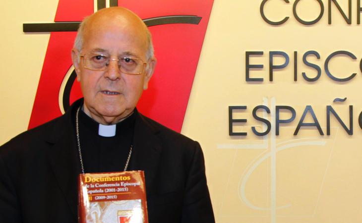Ricardo Blñazquez, presidente de la Conferencia Episcopal Española