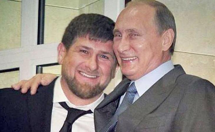 Kadyrov es el hombre fuerte de Putin en Chechenia