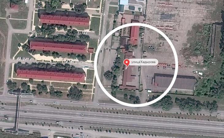 Imagen de algunos de los campos de concentración para homosexuales en Chechenia