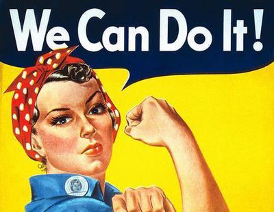 La historia detrás del icono de Rosie la Remachadora no es tan feminista como piensas