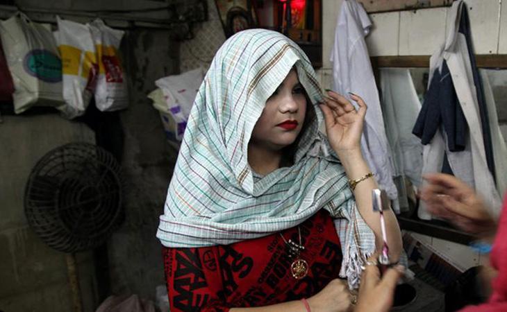 Las agresiones con ácido son una constante contra las mujeres India