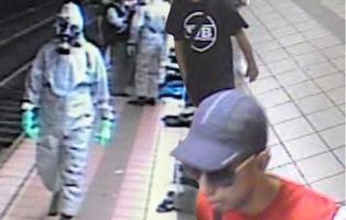 Cerrada una estación del metro de Barcelona por un ataque con ácido clorhídrico