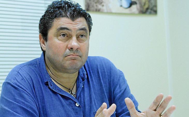 El abogado de Francesco Arcuri, Adolfo Alonso