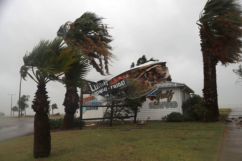 Los expertos no podían predecir los efectos de huracán