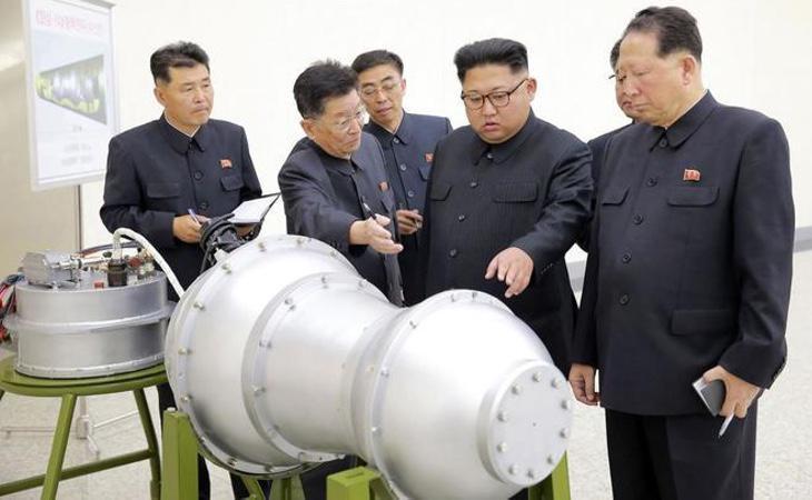 Kim Jong-Um ante la bomba que ha estallado el régimen
