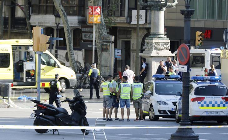 El terrorismo sacudió Barcelona durante el pasado 17 de agosto