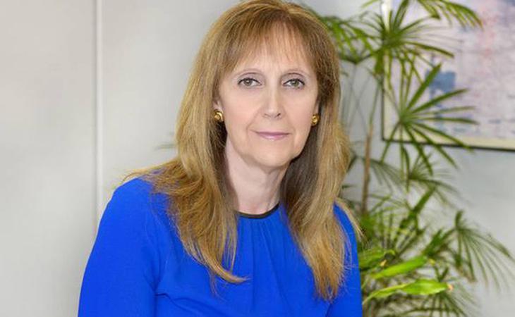 La directora de contenidos, Carmen Sastre