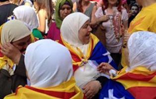 La Comisión Islámica se planta frente a las presiones del independentismo catalán